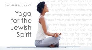 Yoga for the Jewish Spirit