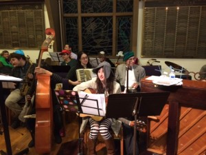 Simchah band Purim 2015