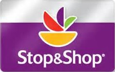 Stop-and-shop logo