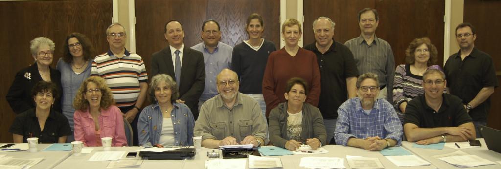 Shomrei Board 2014-2015