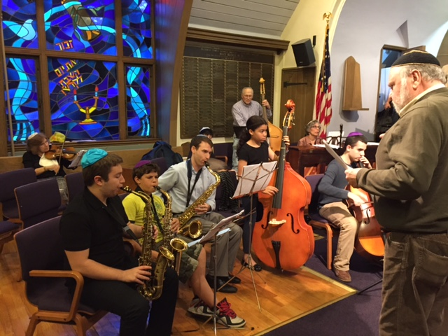 Simcha Band 2015 June
