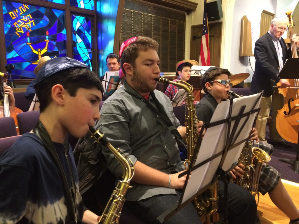 Purim Simchah Band 2 2016 march