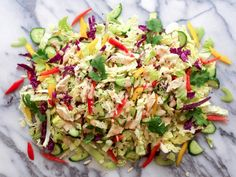 march recipes cabbage salad