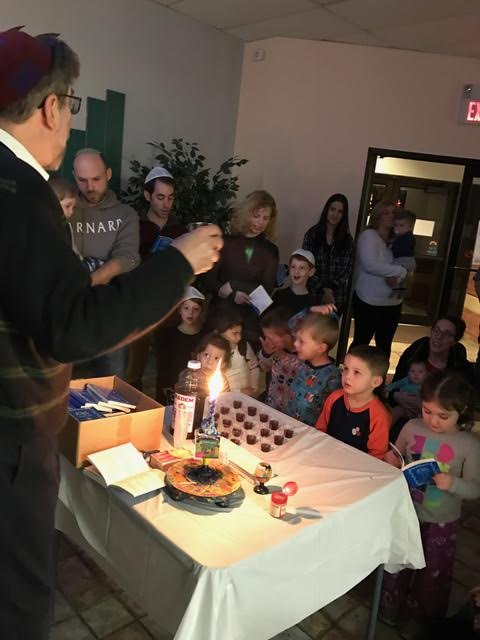 havdallah in pajamas
