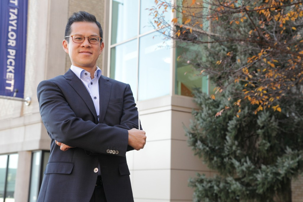 David Chan, Music Director, Montclair Orchestra