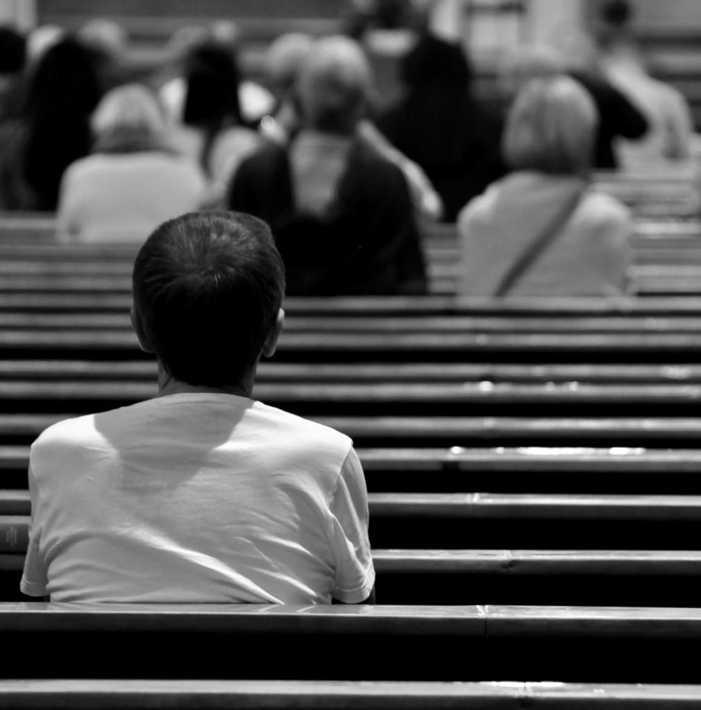 praying cropped