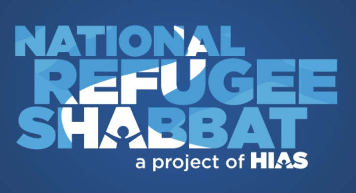 National Refugee Shabbat  HIAS 2018-10-18 09-44-46