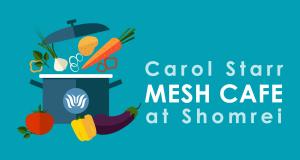MESH cafe logo