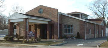 jewish menorah chapel