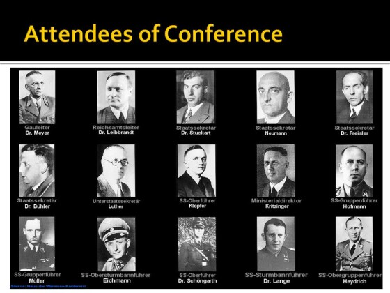 Attendees of Conference