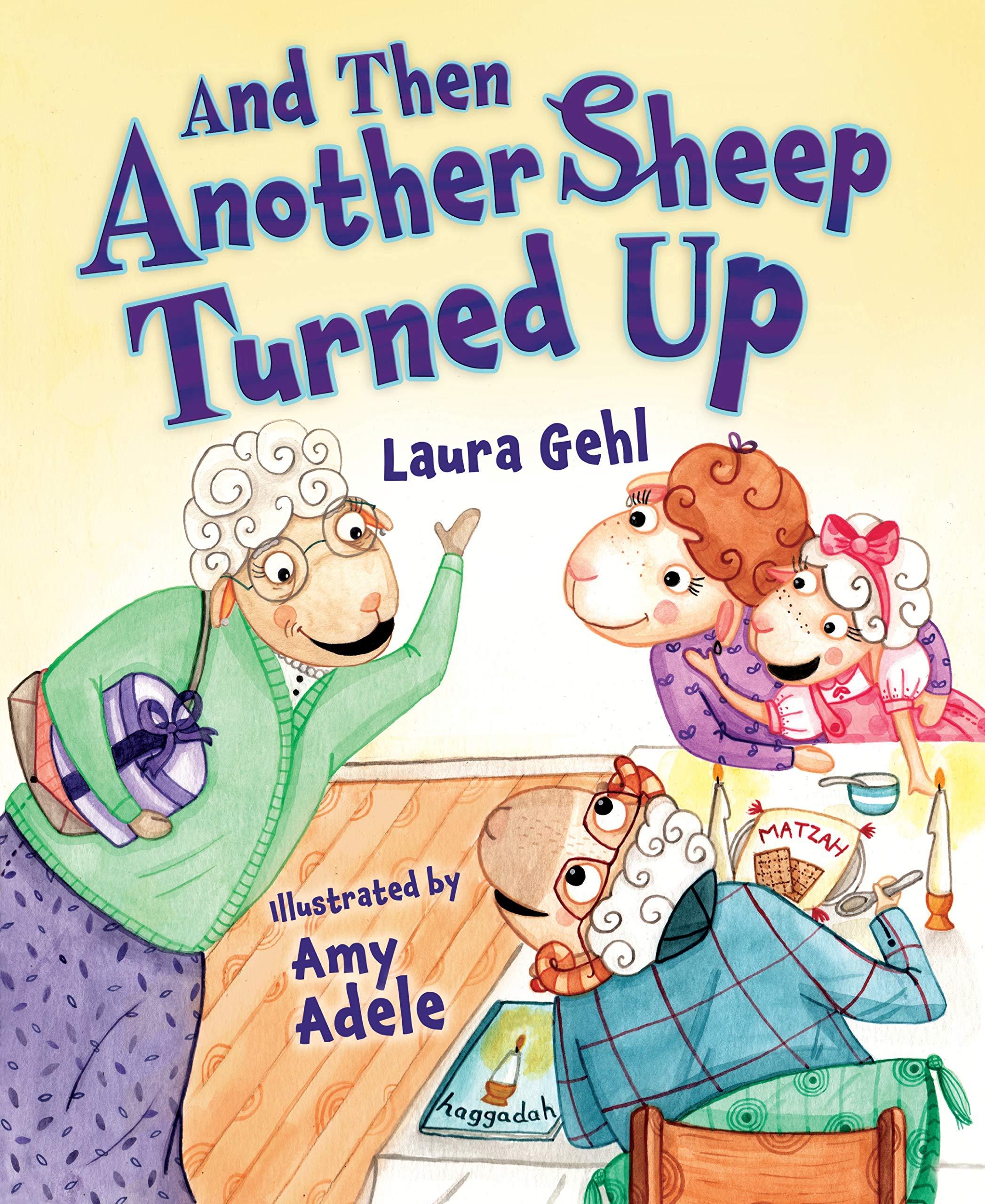 April 1 Sheep