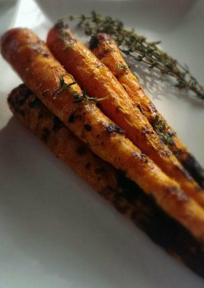 5 14 Charred carrots