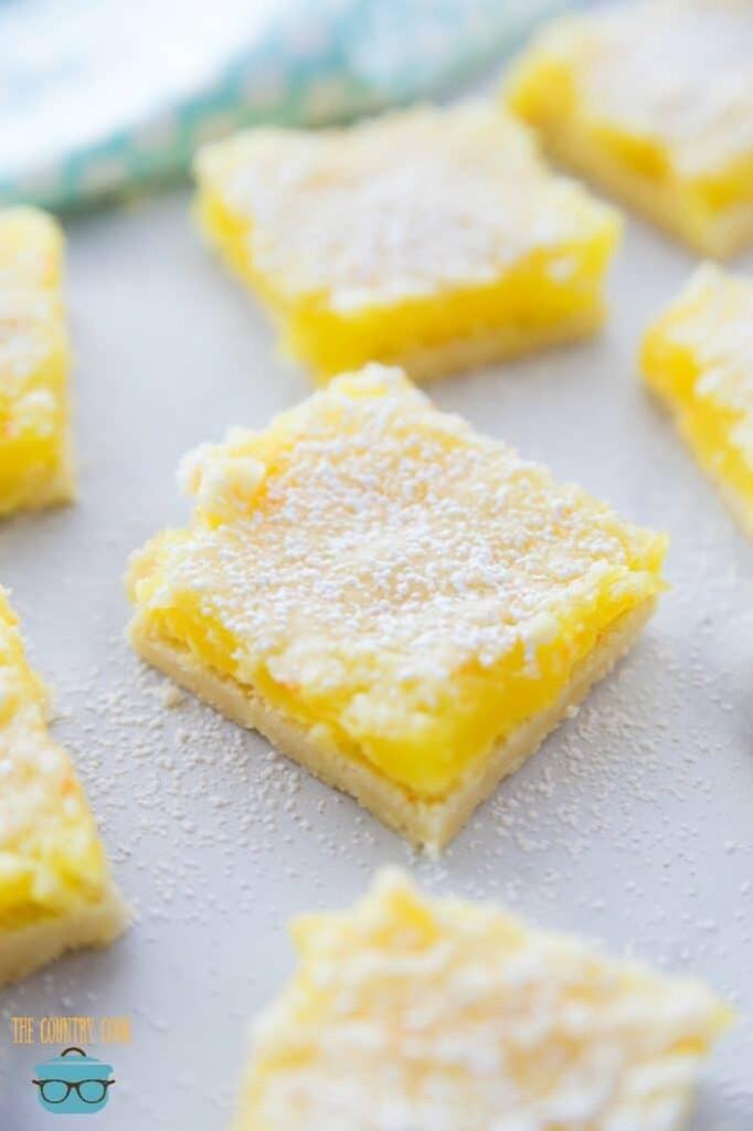 5 14 lemon bars