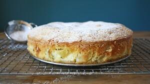 Sept. 2 apple cake