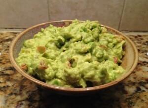 Starters - guacamole
