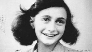 June 17 Anne Frank